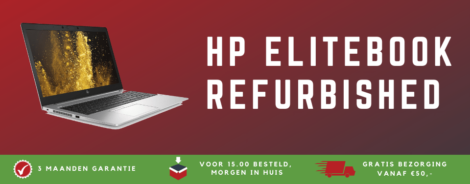 Hp Elitebook refurbished