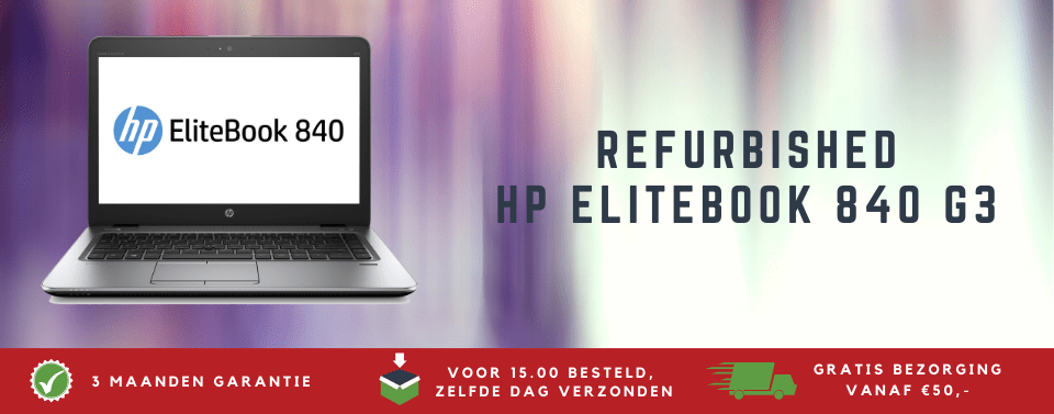 HP elitebook 840 g3 refurbished