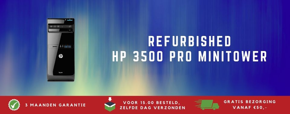 HP 3500 Pro refurbished