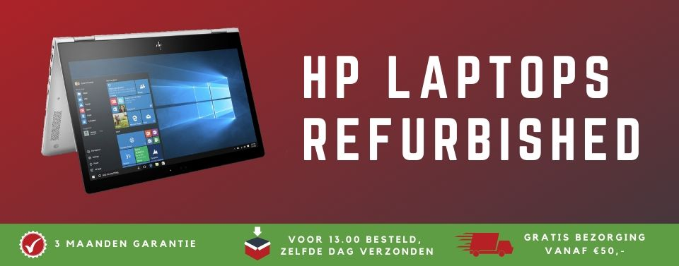 Hp laptops refurbished