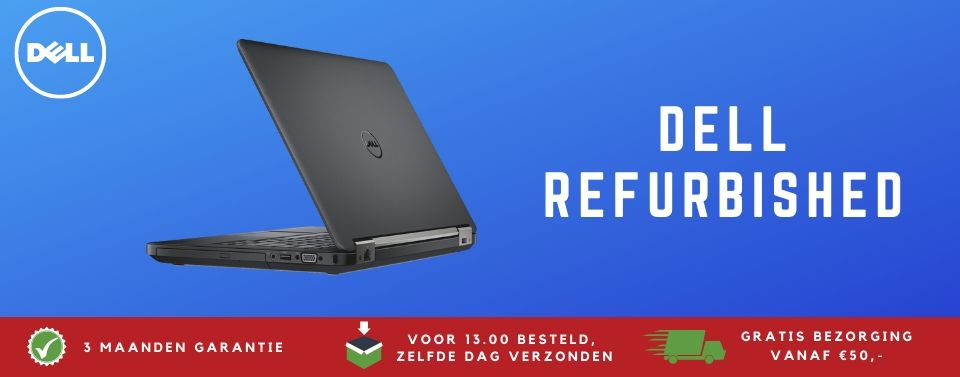 refurbished dell